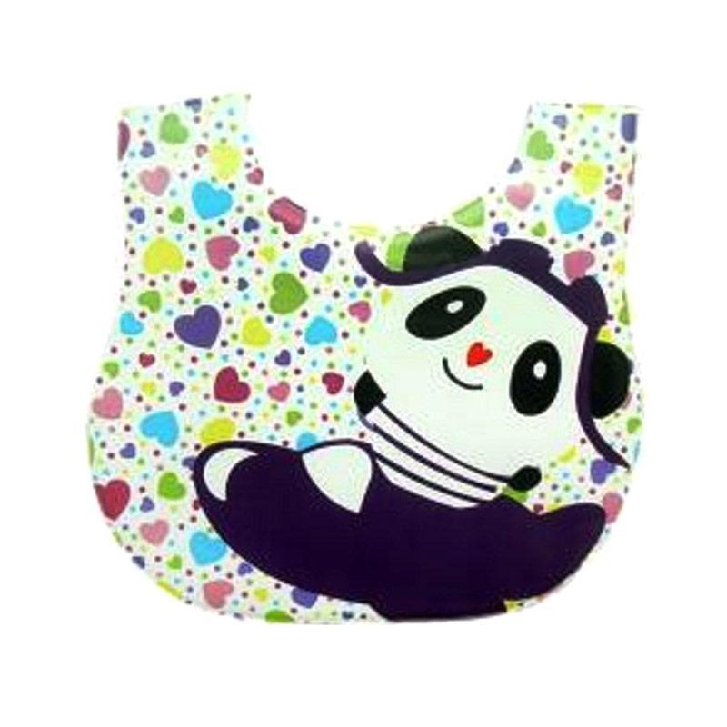 Chloebaby Shop Bib Plastik Panda Plant Baby Grow S273 Sleber Baby