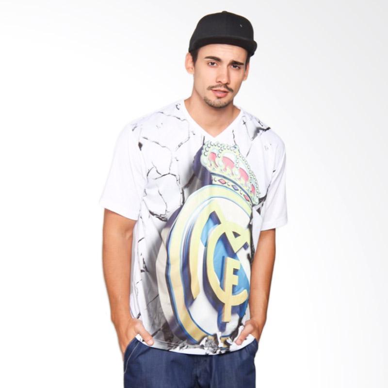 EpicMomo RealMadrid1 T-Shirt - White AD.00103