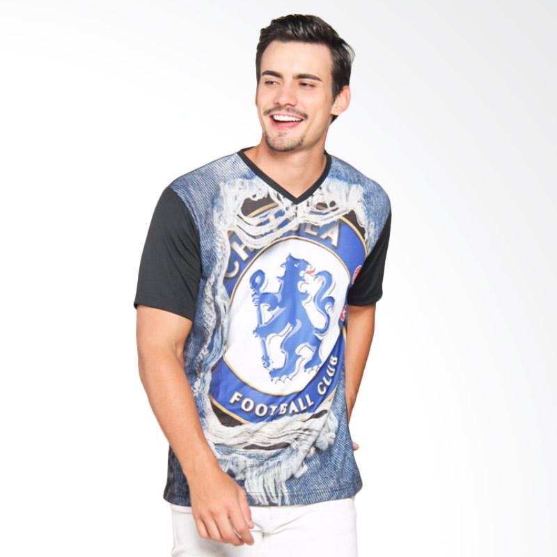 EpicMomo Chelsea1 T-Shirt - Black AD.00107