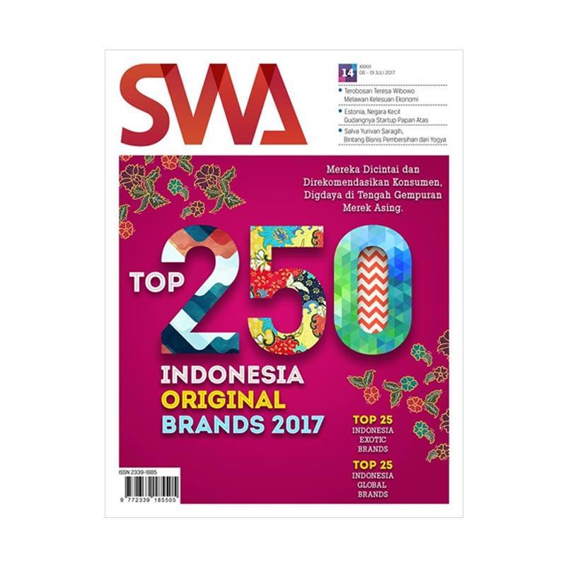 SWA Indonesia Original Brand 2017 Majalah [Edisi 14/2017]