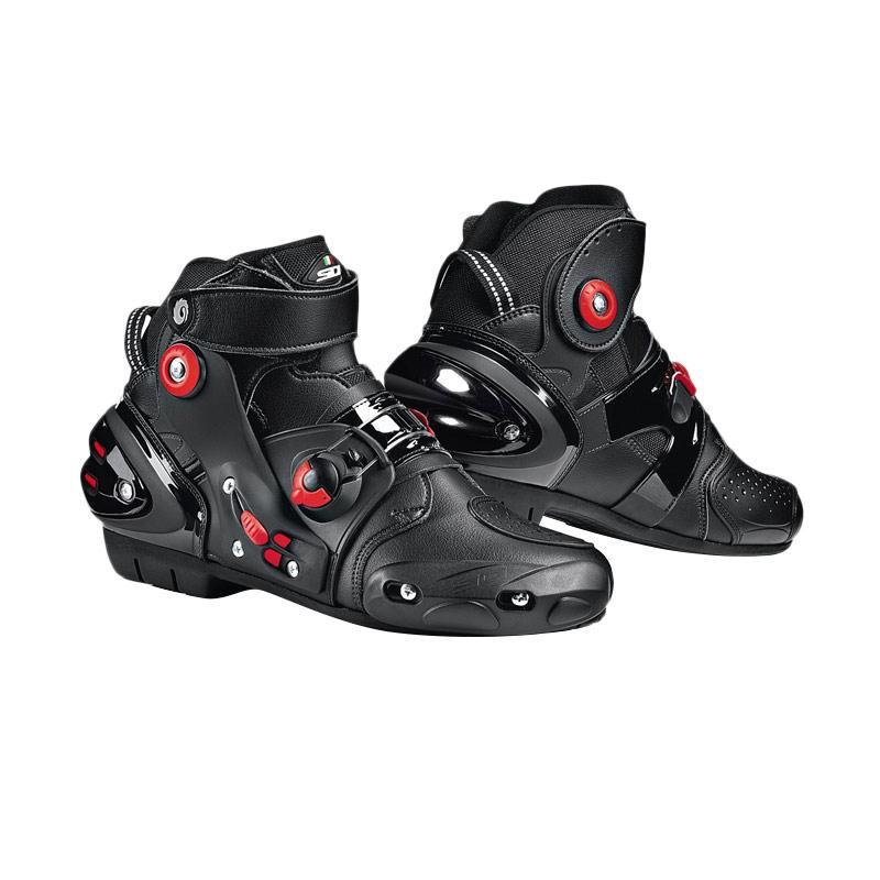 Sidi Vsteetf Ner Stivali Street Burner Sepatu Boots - Black