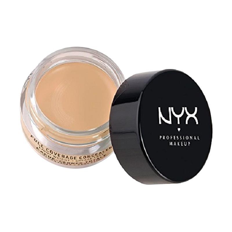 NYX Cosmetics Concealer Jar - Beige