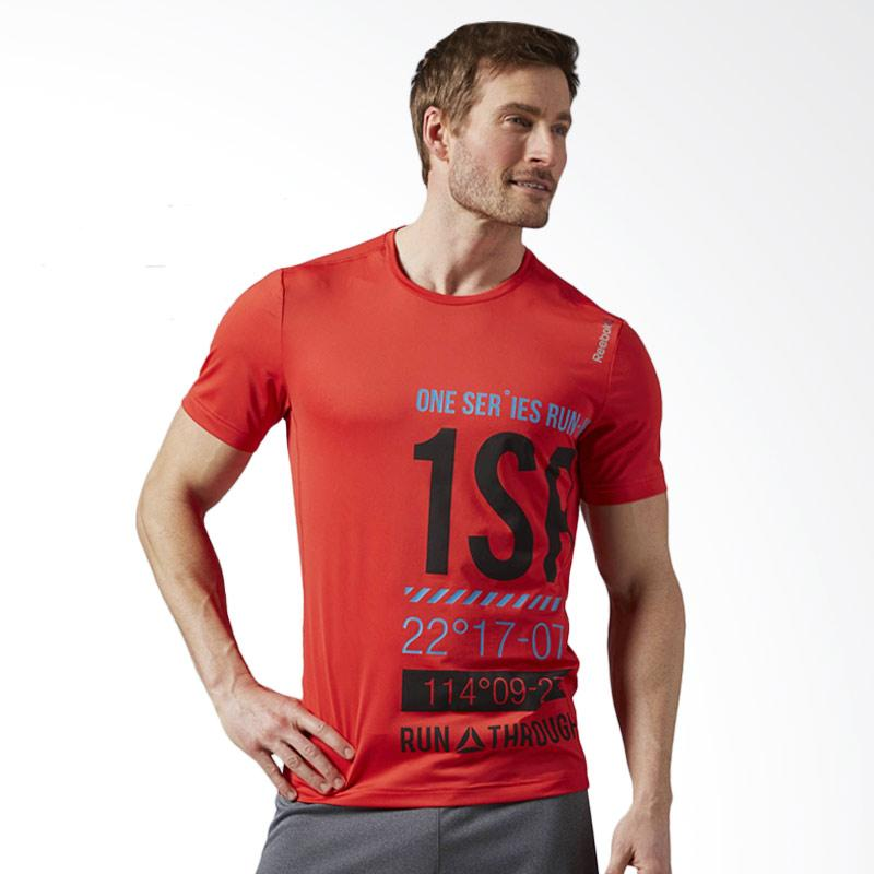 Reebok OSR SS Tee for Men Baju Olahraga AZ0230