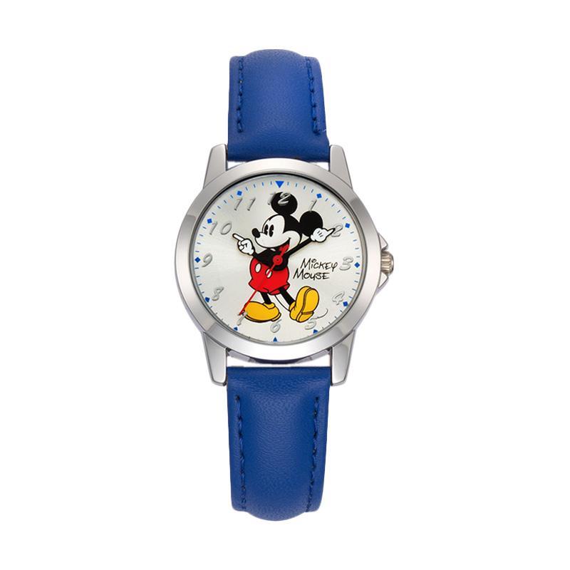 Disney MS14058-L Mickey Jam Tangan Anak Perempuan - Biru