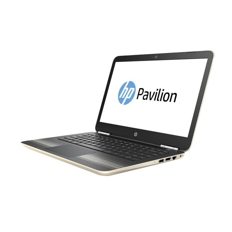 HP 14-BF005TX-I5 7200-8GB-1TB+128SSD-D-W10-GOLD