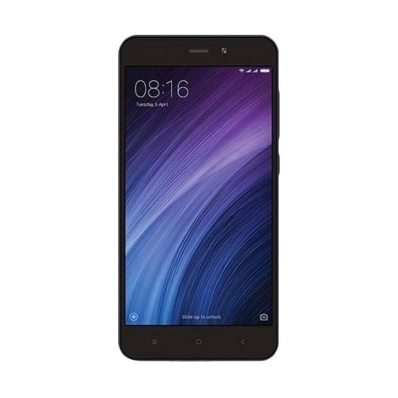 Daily Deals - Xiaomi Redmi 4A Smartphone - Grey [32GB/ 2GB/Garansi Resmi TAM]
