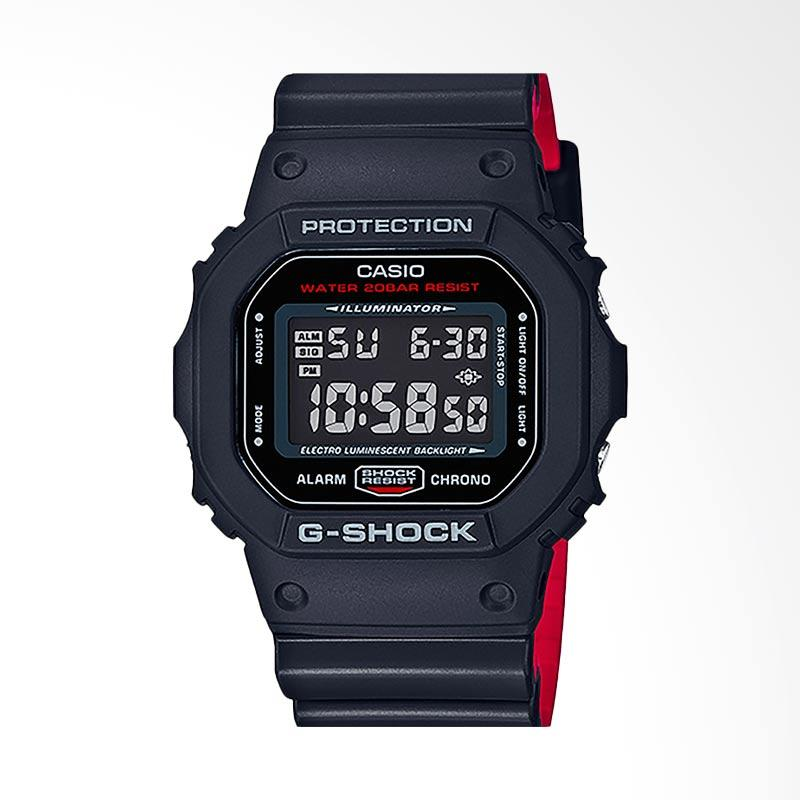 Casio Jam Tangan Pria DW-5600HR-1ER