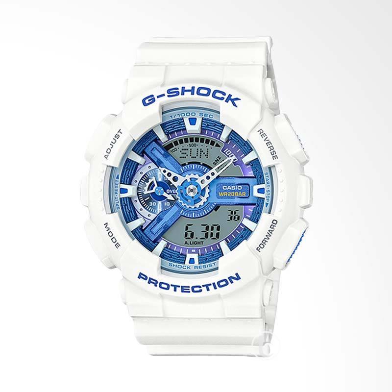 CASIO G-Shock Jam Tangan Pria - White GA-110WB-7ADR