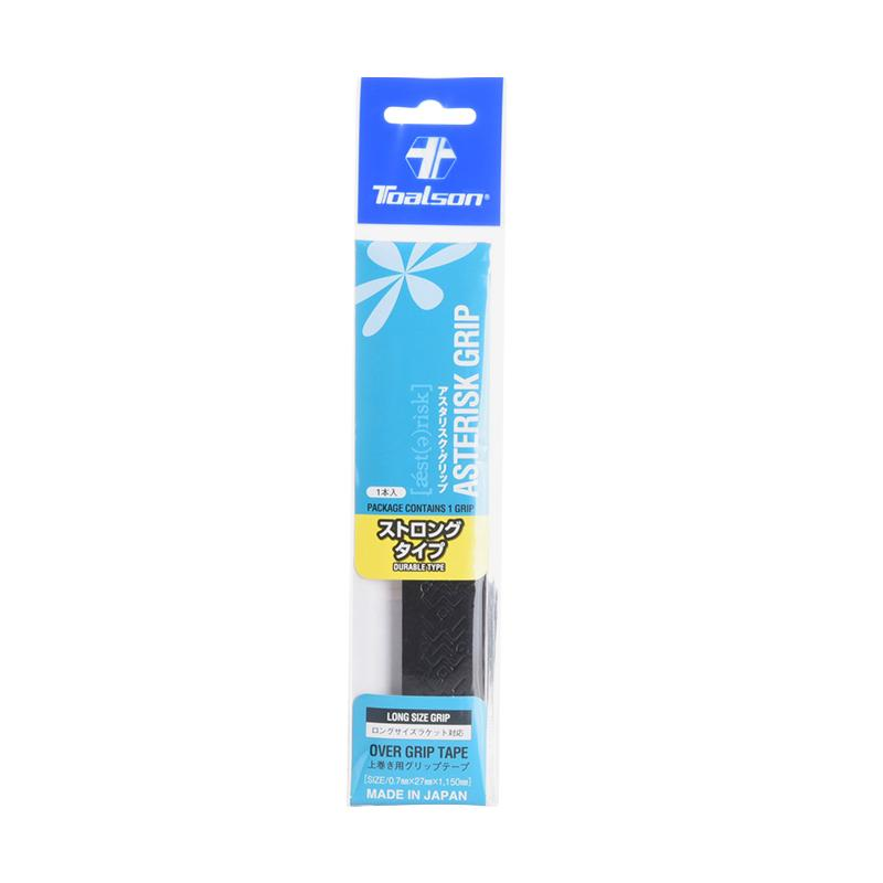 Toalson Overgrip Asterisk Durable - Black