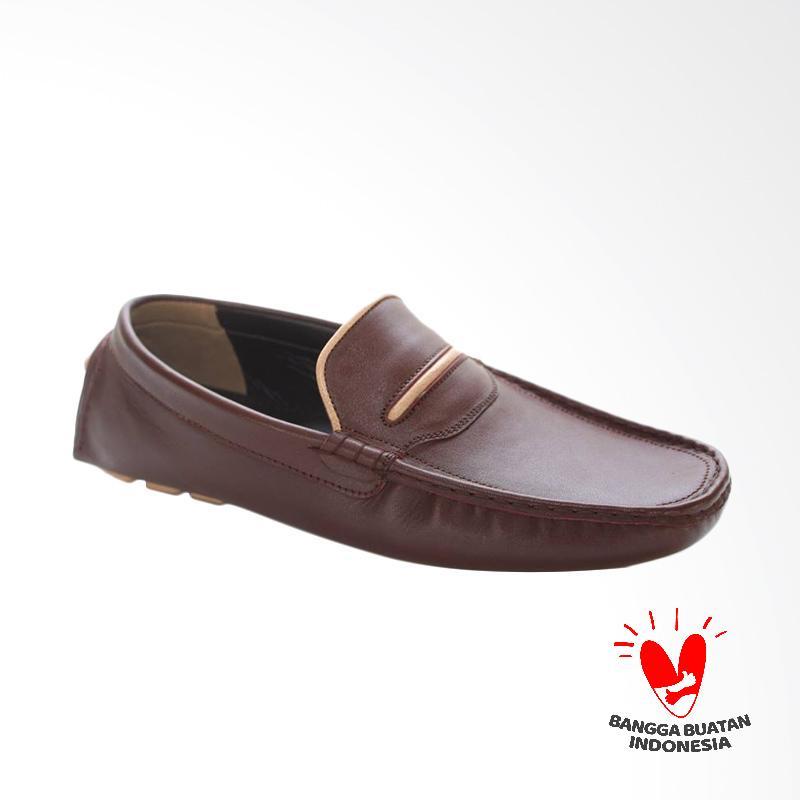 GRUTTY Sepatu Kasual Pria - Coklat GR 81051