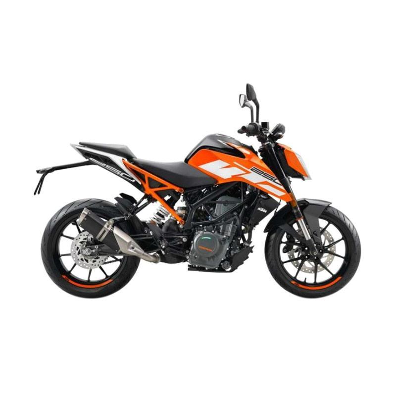 harga KTM Duke 250 Sepeda Motor - Black Blibli.com