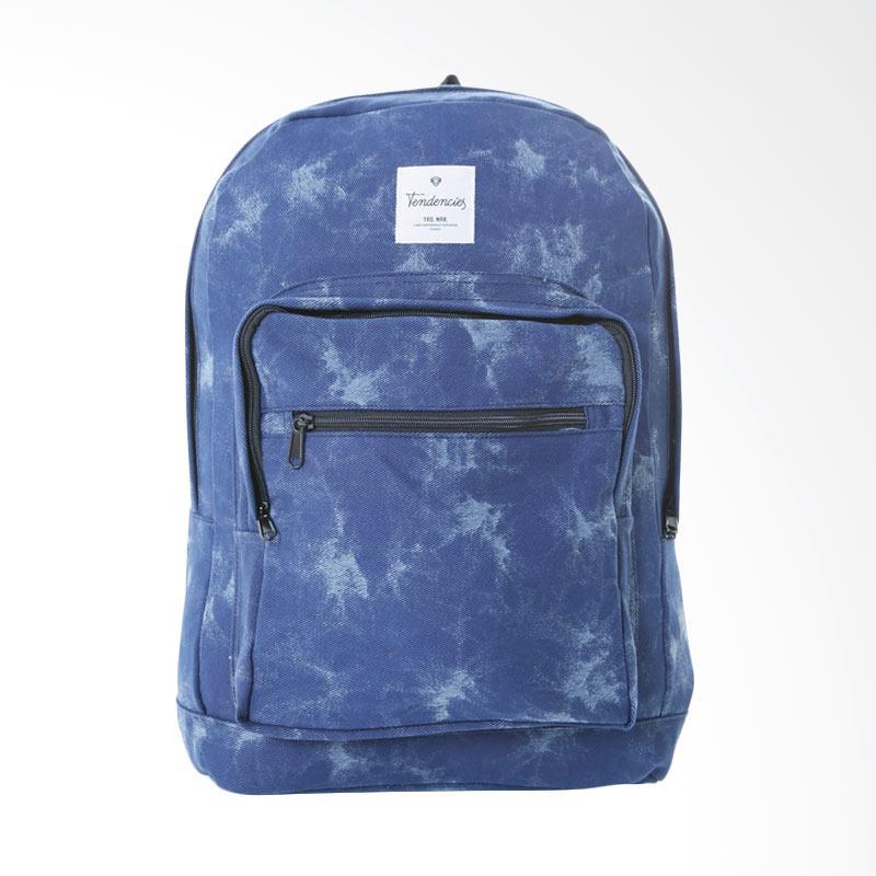 Tendencies Spotted Backpack Tas Ransel - Biru