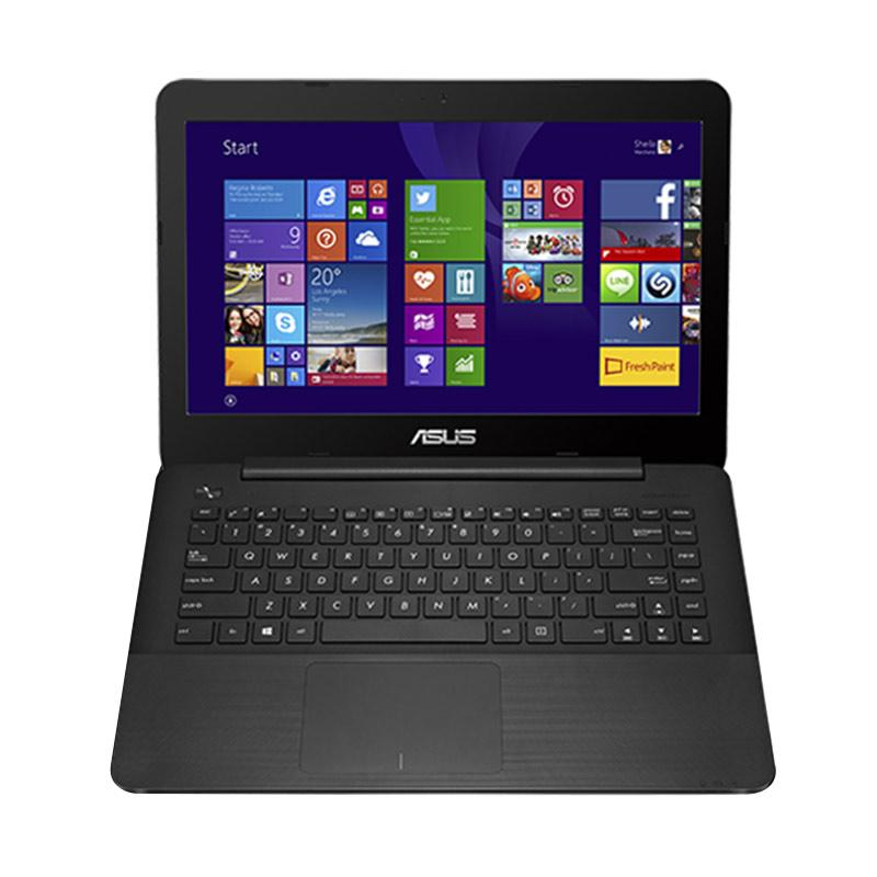 ASUS X454YA-EX101D Laptop - Black [AMD E1-7010 1.5GHz/2GB/500GB/DOS/14
