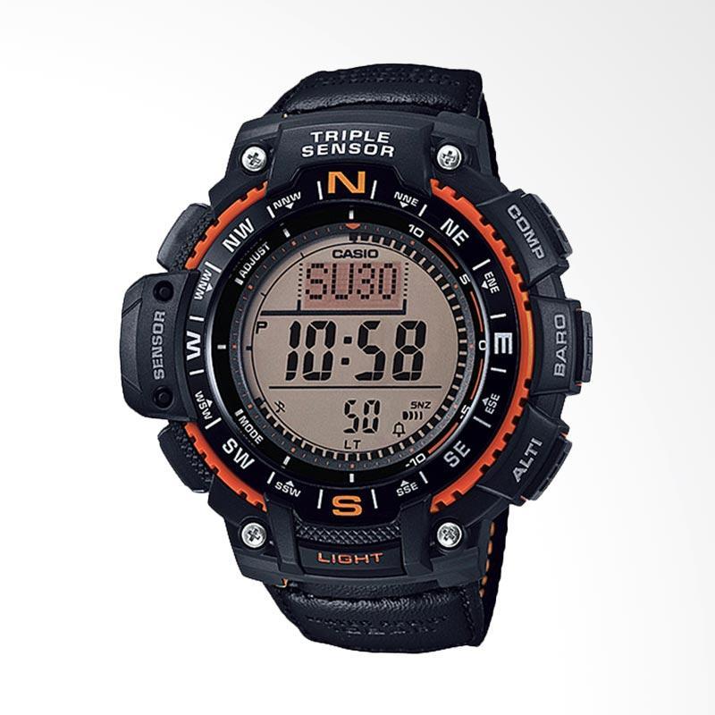 Casio Jam Tangan Pria SGW-1000B-4ADR