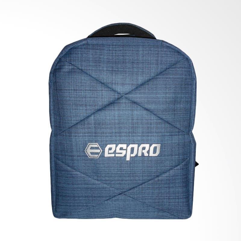 Jual Espro Tas Ransel Laptop Terbaru Backpack - Biru RL-284 Online - Harga    Kualitas Terjamin  406b1e7dfe