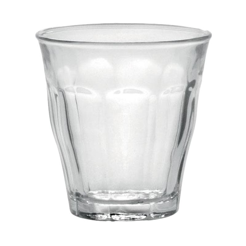Duralex Picardie Gelas [9 Cl/ 90 mL/ 6 pcs]