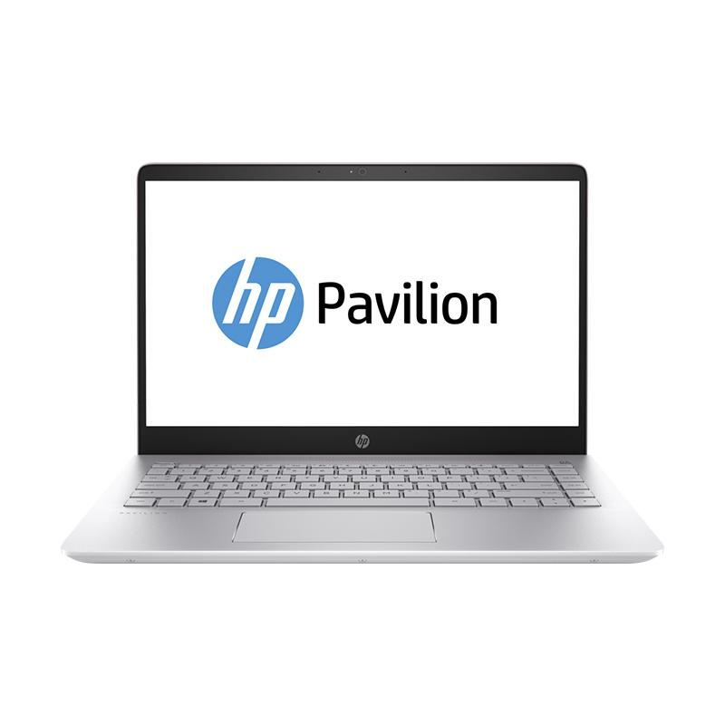 harga HP Pavilion 14-BF198TX ROSE GOLD - [Intel Core i7-8550U Quad Core 1.8-4.0GHz/16GB/1TB+128GB SSD/GT940MX 4GB/14