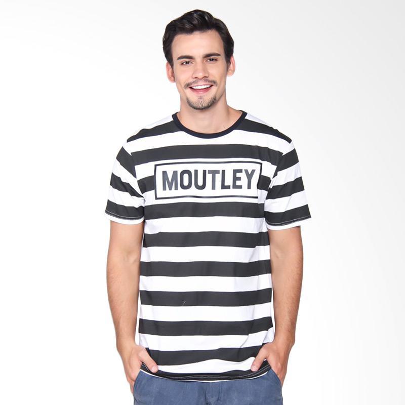 Moutley 1409 Tshirt Pria - White 314091712