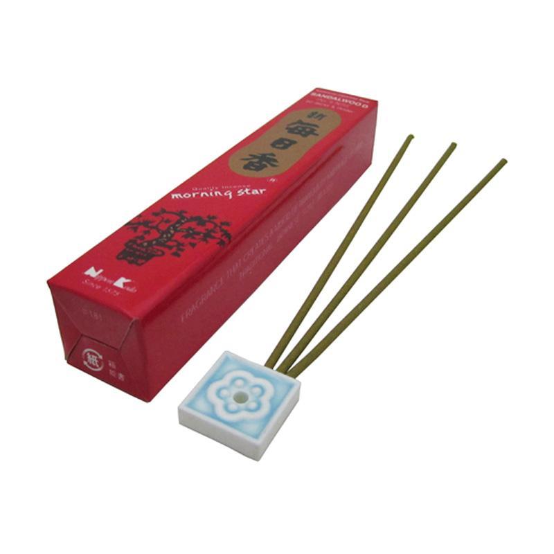 Nippon Kodo Morning Star Sandalwood Dupa [50 sticks]