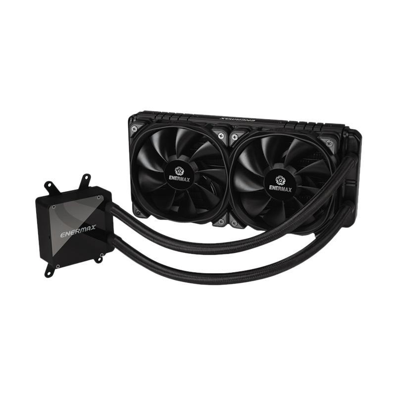 harga Enermax LiqTech TR4 240 240mm Radiator CPU Cooler - Hitam Blibli.com