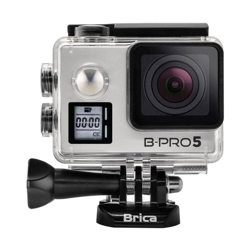 BRICA B-PRO 5 Alpha Edition Mark IIs AE2s Combo Deluxe Action Cam - Silver