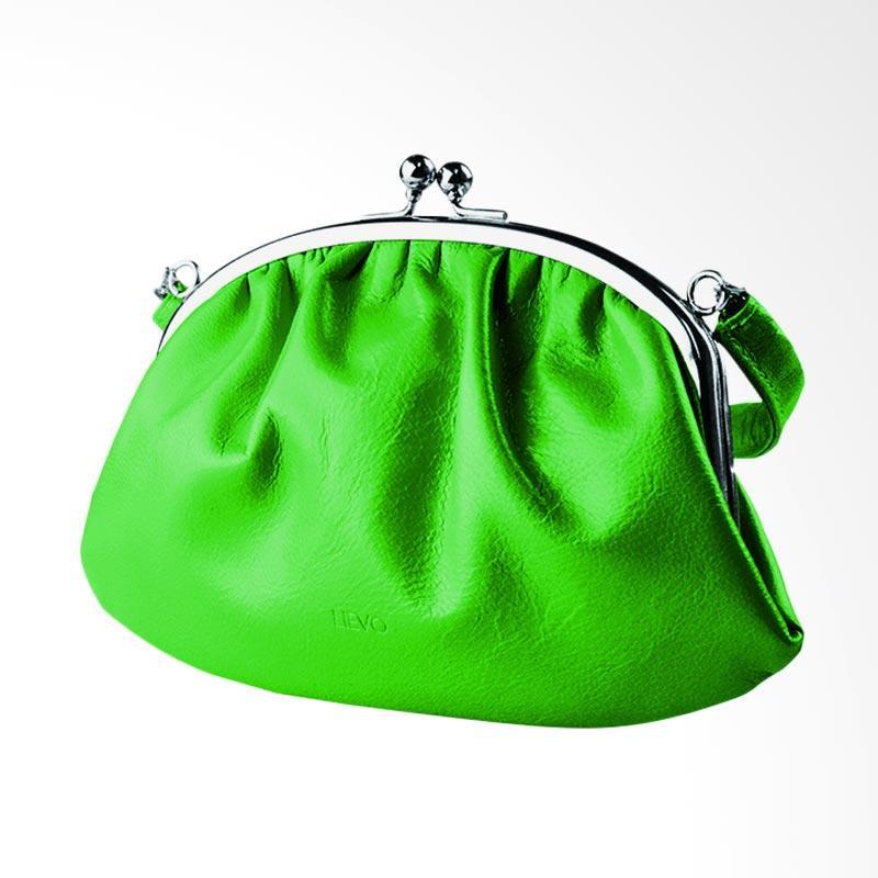LIEVO Smile - Smartphone Wallet - Forrest Green