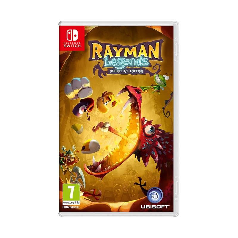 harga Daily Deals - Nintendo Switch Rayman Legends : Definitive Edition DVD Game Blibli.com