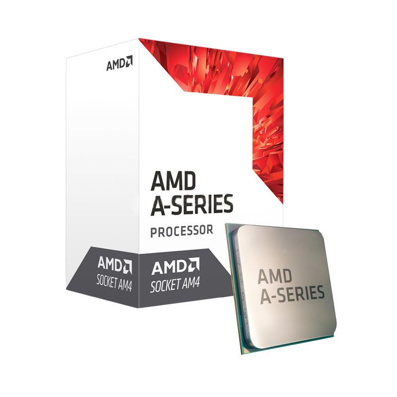 AMD Bristol A8-9600 7th Gen APU Prosesor [Socket AM4]