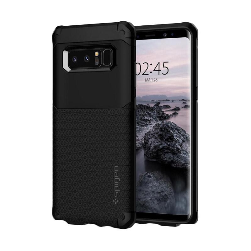 Spigen Hybrid Armor Casing for Galaxy Note 8 - Black