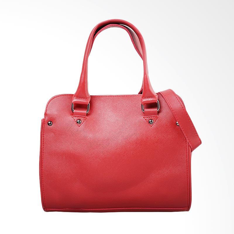 A2 Bag A2.001 Hand Bag - Maroon