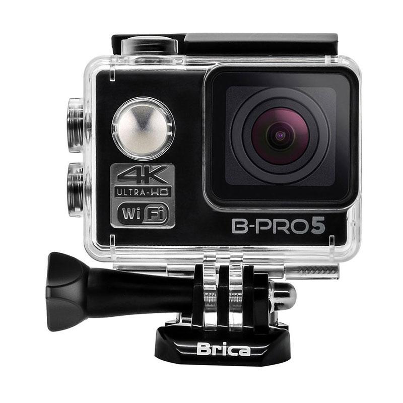 Brica B-PRO 5 Alpha Edition 2 AE2 Combo Extreme Berrisom Action Camera - Hitam