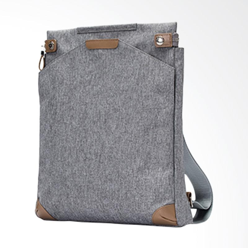 Amore Daniel Walker 2way Backpack - Grey