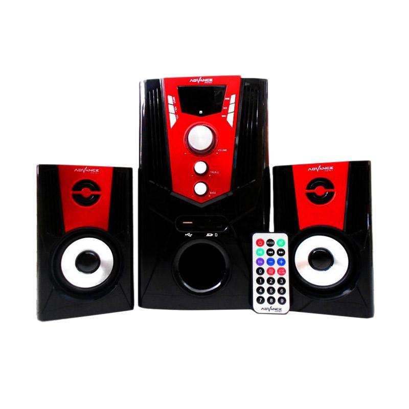 Advance M-680 BT Subwoofer Multimedia Bluetooth Speaker