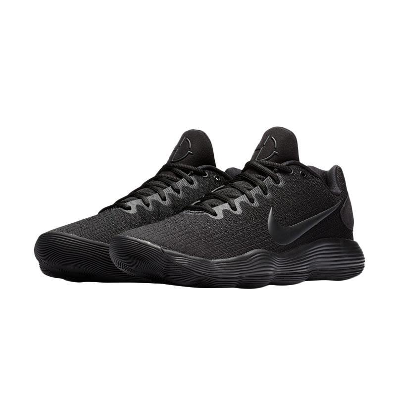 harga NIKE Men Basketball Hyperdunk 2017 Low Sepatu Basket Pria [897663-004] Blibli.com