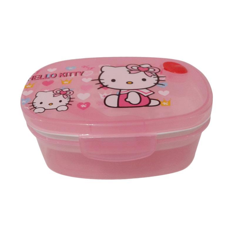 Hello Kitty Cute HK Tempat Makan - Pink