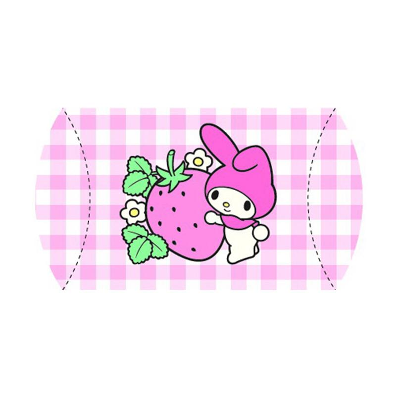 Buy 1 Get 1 - Something Sweet BX1609-MM002 Love Those Strawberries Gift Box Sanrio [Small]