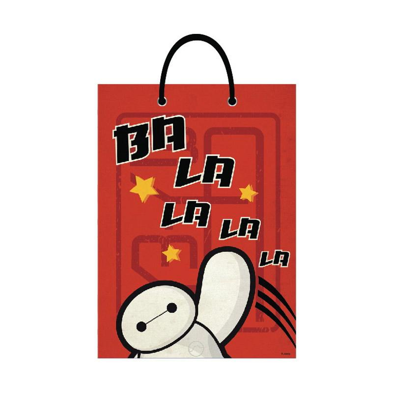 Something Sweet BA2028-BS001 Baymax Big Hero Bag - Yellow [Medium]