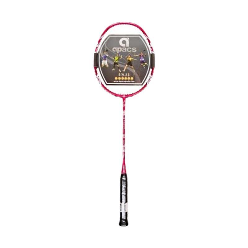 Apacs Blend Duo 88 Raket Badminton - Red