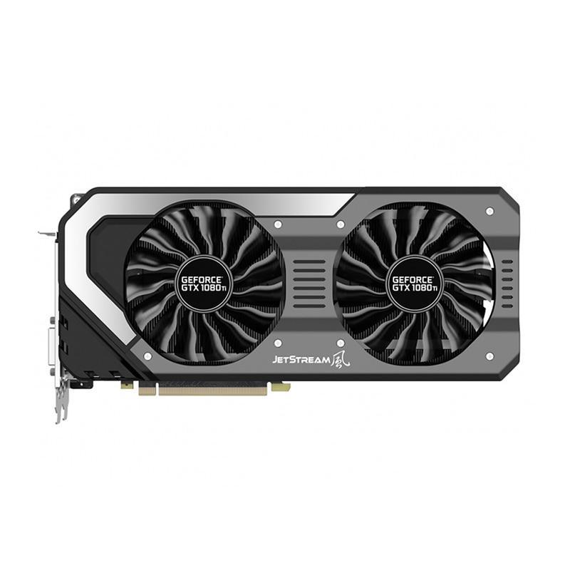 harga Digital Alliance GeForce GTX 1080Ti Super JetStream Graphic Card [11 GB/ GDDR5/ 352Bit] Blibli.com