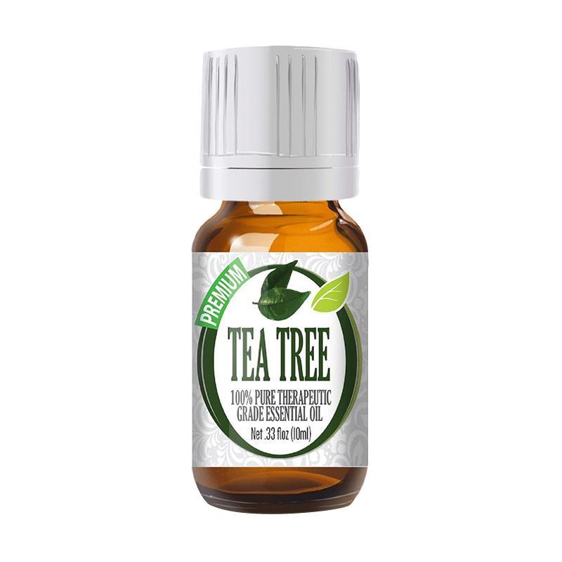 Healing Solutions Tea Tree Essential Oil [10 mL]