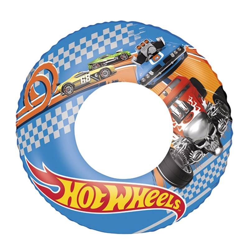Chanel7 93401 Bestway Swim Ring Ban Bulat Hot wheels [56cm]