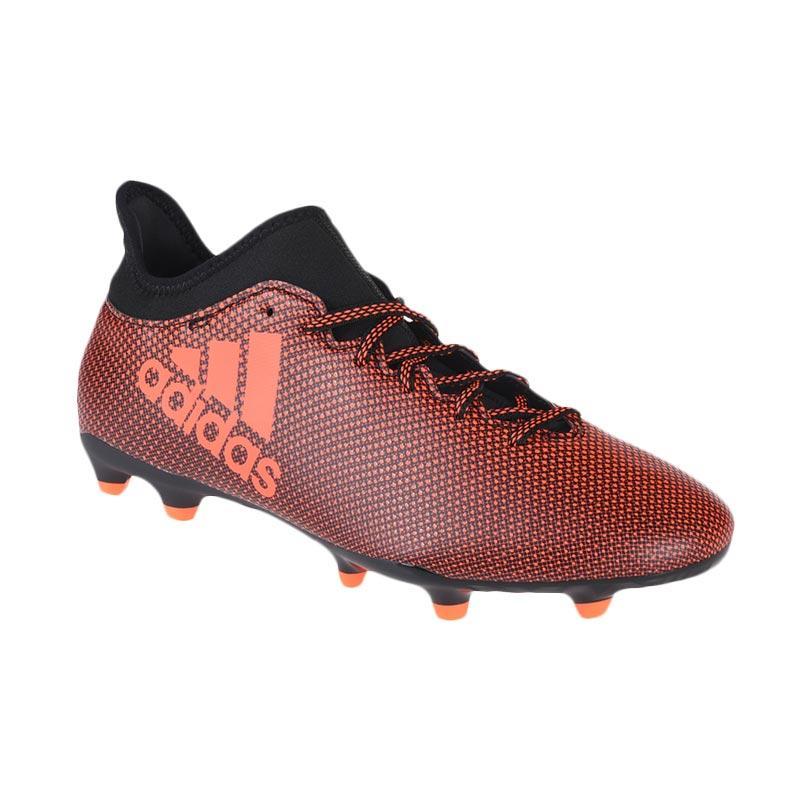 adidas Men Football X 17.3 Firm Ground Shoes Sepatu Sepakbola [S82365]
