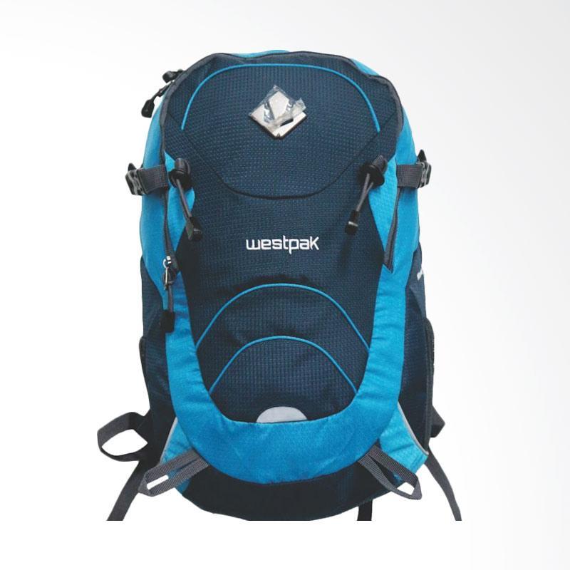 harga WESTPAK Backpack Tas Ransel Pria - Biru 62939 Blibli.com