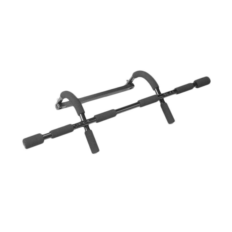 LiveUp Sports Pull-Up Bar Peralatan Fitness -  Black [LS3152]