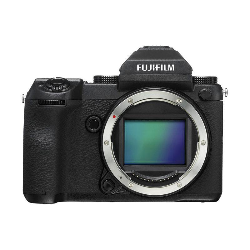 harga Fujifilm GFX 50S Medium Format Mirrorless Camera - Hitam Blibli.com
