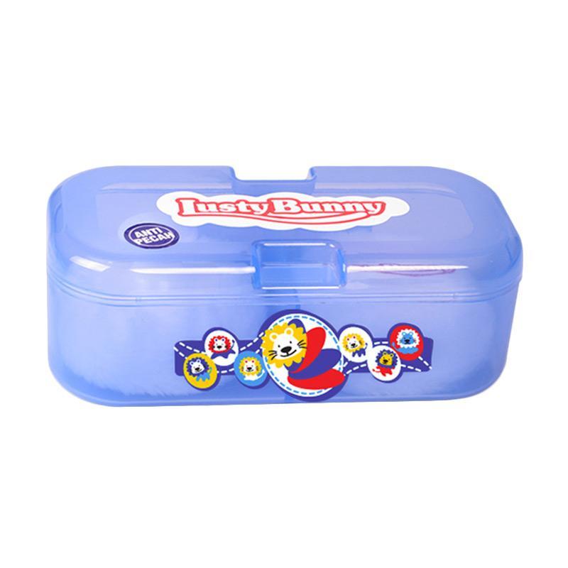 harga LustyBunny Powder Rectangle Case Tempat Bedak Bayi Blibli.com