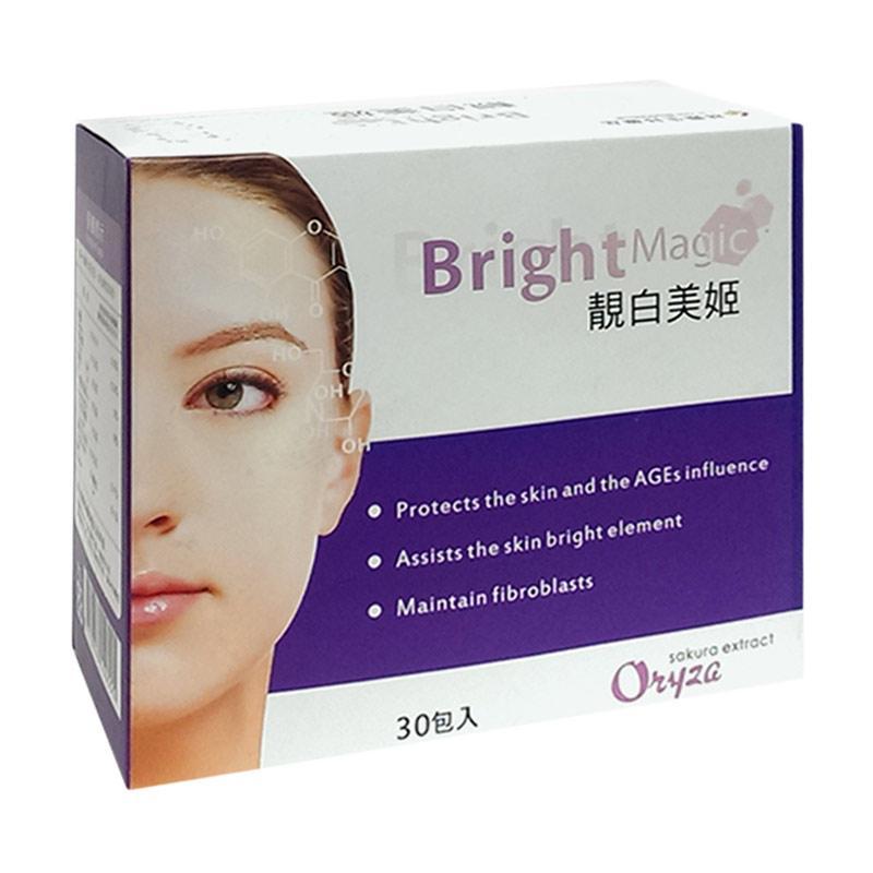 Lin Din BioMedical Bright Magic Beauty Supplement