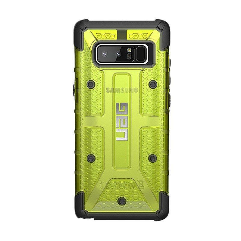 UAG Urban Armor Gear Plasma Casing for Samsung Galaxy Note 8 - Citron