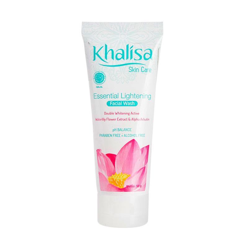 Khalisa Skin Care Facial Wash