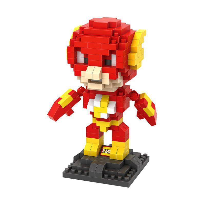 Loz Gift Large 9453 Mainan Blok & Puzzle